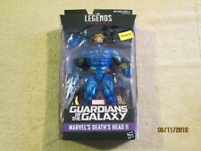 Marvel Legends Guardians of the Galaxy Marvel's Death Head II 6-inch Figure