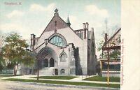 CLEVELAND OH – Congregational Church (Hough Avenue)