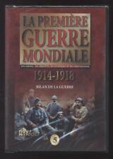 NEUF DVD LA PREMIERE GUERRE MONDIALE 1914-1918 BILAN DE LA GUERRE DOCUMENTAIRE