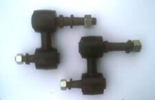 (x2) AUSTIN Healey (BN1 - 3000) Rear Damper Shock Absorber Drop Links (1954- 68)
