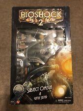 NECA Bioshock 2 Subject Omega Little Sister and Bunny Splicer Mask New/Unopened