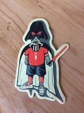FUNNY DARTH VADER Storm Trooper, Star Wars, Adidas Clothing Vinyl Sticker Deca