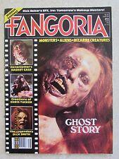 Fangoria #16 GHOST STORY Rick Baker FX Dick Smith CHRIS TUCKER  Basket Case LK9