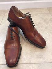 Magnanni 'Alpin' Oxford, Size 8 1/2 M MENS Brown Retail $350.00