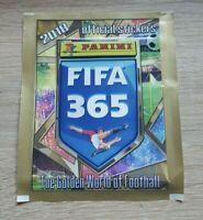 Panini 1 Tüte FIFA 365 2018 Sticker Bustina Pochette Packet Pack Sobre