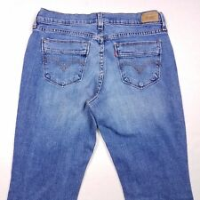 Women's Levi's 515 Boot Cut Jeans Stretch Size 4 Med CR7