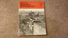 OLD AUSTRALIAN RAILWAY ENTHUSIAST MAGAZINE, DEC 1979