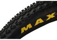 "1 PAIR 26'' Maxxis Crossmark MTB Tyres.26 x 2.25"" Mountain Bike Tires Black NEW"