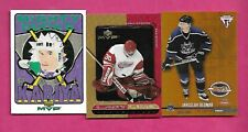 BEDNAR RC 336/700 + KARIYA  +  HASEK NHL INSERT CARD   (INV# C4089)