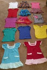 Lot of 14 Girls size 7/8 clothes