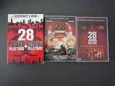DVD - Coffret 2 dvd - 28 JOURS PLUS TARD + 28 SEMAINES PLUS TARD - Culte BOYLE