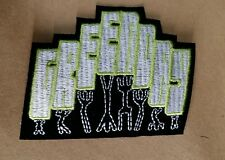 GREEN DAY ROCK BAND PATCH