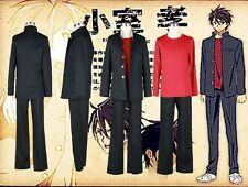 Lycée of the Dead Cosplay Costume Takashi Komuro