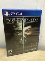 Dishonored 2 Limited Edition: Playstation 4 [Brand New] PS4