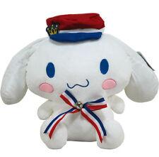 Brand New Sanrio CINNAMOROLL stuffed toy ~ 6 in Plush Doll ( navy )