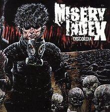 MISERY INDEX Discordia CD