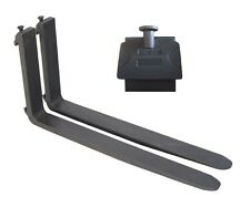 Forklift Hook Forks Tines Tynes Class 3 125*50*3000mm $999+GST Negotiable 2.5-4T