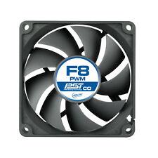 Arctic Cooling F8 PWM PST CO  Gehäuselüfter 80mm   Dauereinsatzlüfter Server