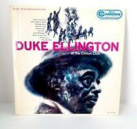 Vintage Vinyl Duke Ellington At The Cotton Club 1959 LP