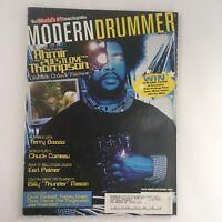 Modern Drummer Magazine March 2005 Ahmir Thompson & Terry Bozzio & Chuck Comeau