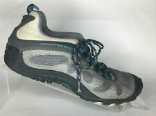 Merrell Chameleon Arc Pure Blue Gray Lace Up Women's Sneakers sz 8