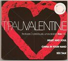 T'PAU VALENTINE + CHINA IN YOUR HAND LIVE + 2 OTHER LIVE TRACKS CD SINGLE 1993