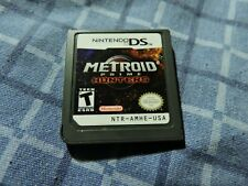 Metroid Prime Hunters CARTRIDGE ONLY DS (Not the friggin demo version, real one)