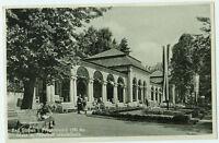 Alte Ansichtskarte Postkarte Bad Steben Moorbad Wandelhalle 1936 s/w