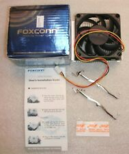 NEW in box! Foxconn Socket 478 CPU Cooler Fan w/ Heatsink, 3-connector.