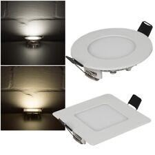 LED Einbau-Panel Deckenleuchte Decken-Einbauleuchte Deckenlampe ultra-flach A+