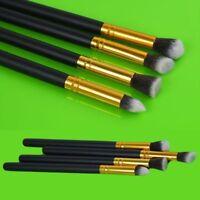 4Pcs Professional Cosmetic Powder Eyeshadow Foundation Makeup Tool Brushes Set