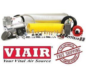 VIAIR 150PSI 2.54CFM Heavy Duty Onboard Air System Universal Fit 10005