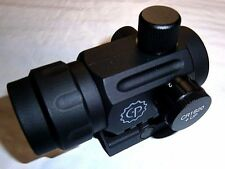 SMALL BATTLE SIGHT 1x20 mm 3 MOA Red Dot. GREAT on Crosman Airguns. Picatinny