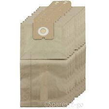 10 Sacchetti Aspirapolvere Sacchetti per Nilfisk domestici cdb3050 HOOVER Sacchetto