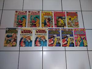 Young Romance - DC Comics - Romance - Dating - BIG Lot - LOW Price - Vintage