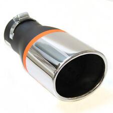 Cromo Silenciador de Escape Embellecedor Tubo Tipo para Mazda Scrum 323 626