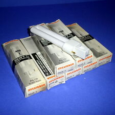 Sylvania Dulux S 20304 Fluorescent Light Bulbs *New In Box, Lot Of 7* *Pzb*