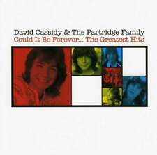 Cassidy, David & The Partridge Family - Could It Be Forever - The Grea NEW CD