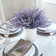 Artificial Lavender Flowers Large Pieces to Make a Bountiful Flower Arrangement