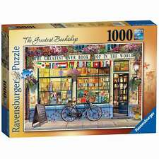 Ravensburger, The Greatest Bookshop Jigsaw