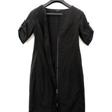 Narcizo Rodriguez Dress Zip front Dress Black M US 10