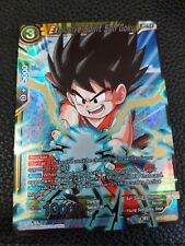 DRAGONBALL SUPER CARD GAME EXPLOSIVE SPIRIT SON GOKU MINT BT3-088 SR