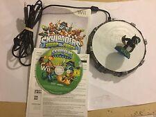 NINTENDO Wii SKYLANDERS SWAP FORCE BASE GAME + POWER PORTAL & STEALF ELF FIGURE