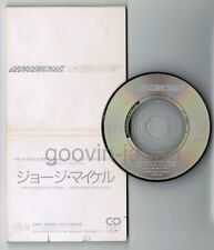 "GEORGE MICHAEL Praying For Time JAPAN 3-track 3"" CD ESDA7050 Wham! P/S Folded VG"