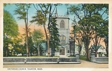 TAUNTON MA – Unitarian Church