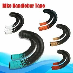 PU&EVA Non-slip MTB/Road Bike Handlebar Tape Bicycle cycling Drop Bar Wrap Tape