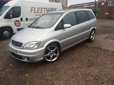 "Vauxhall Astra H MK5 Zafira B 18"" Sri Pentas aleaciones con neumáticos 5 Stud Z20LEL"