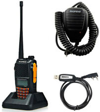 Baofeng UV-6R2 Rtx Portatile FM Dual-Band 119~300-301~520 MHz KIT EXPORT!