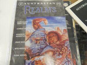 AUSTRALIAN REALMS MAGAZINE ISSUE 21