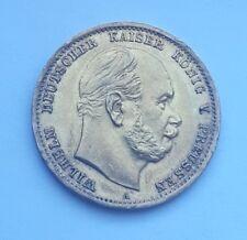 Deutschland, 10 Mark Gold 1875 A Kaiserreich,Wilhelm I. König v. Preussen